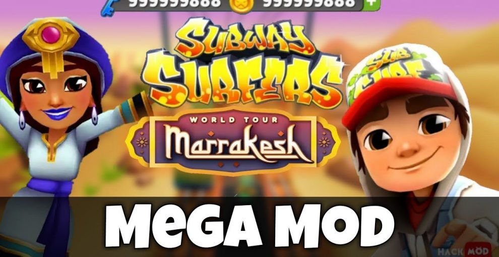 Get Free Unlimited Coins and Keys By Subway Surfers Hack