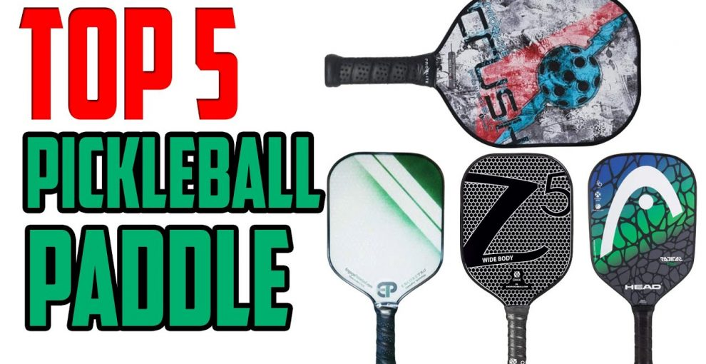 Regret Free Pickleball Paddles Concepts